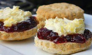 Cream Tea at The Hall