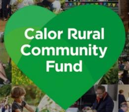 Calor Rural Community Fund flyer