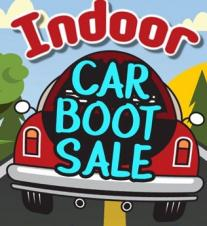 Moulton Indoor Car Boot Sale - This coming Saturday!